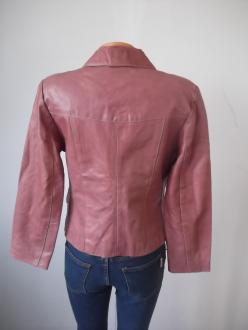 Дамско кожено сако